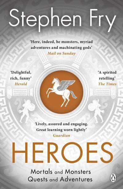 Heroes Stephen Fry S Greek Myths