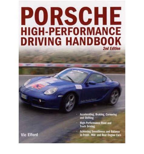 High Performance Driving Manual