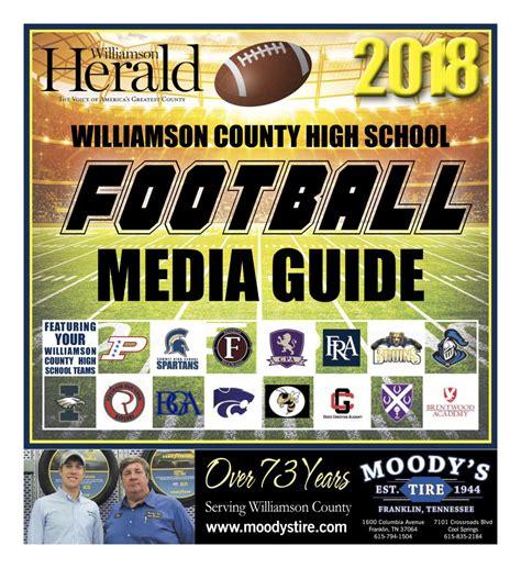 High School Media Guide