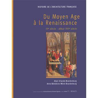 Histoire De L Architecture Francaise Tome 1 De La Renaissance A La Revolution