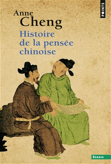 Histoire De La Pensee Chinoise