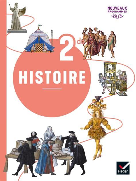 Histoire Manuel 2nd