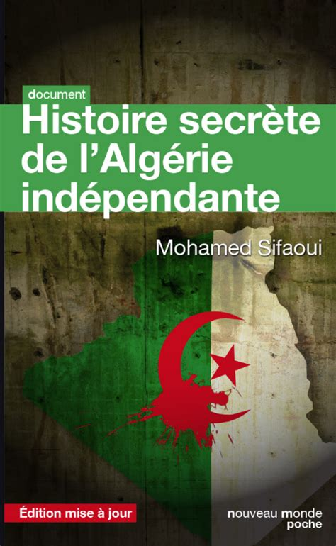 Histoire Secrete De L Algerie Independante