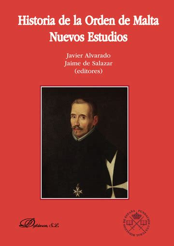 Historia De La Orden De Malta Nuevos Estudios