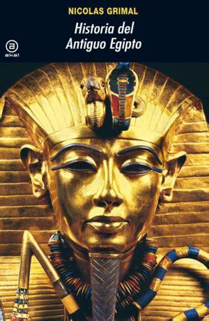 Historia Del Antiguo Egipto Universitaria
