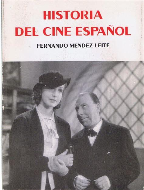 Historia Del Cine Espanol