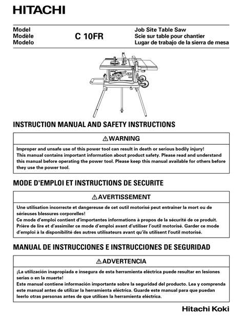 Hitachi User Manual 2015