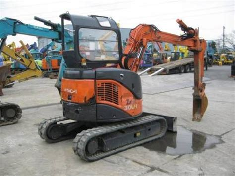 Hitachi Zaxis Zx30ur 2 Excavator Parts Catalog Manual
