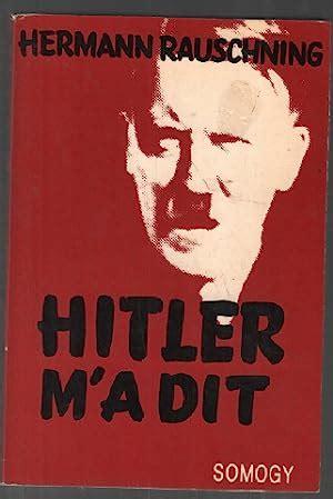 Hitler Ma Dit
