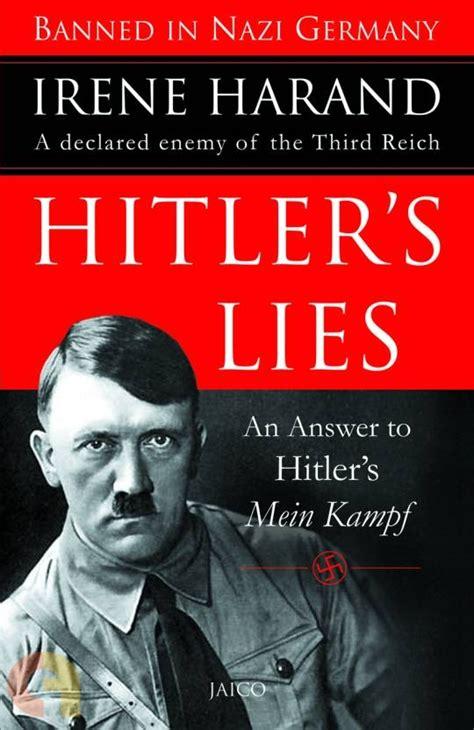 Hitler S Lies An Answer To Hitler S Mein Kampf