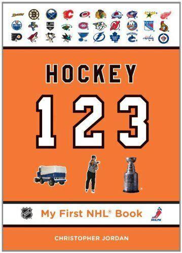Hockey 123 My First Nhl Book