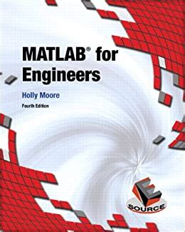 Holly Moore Matlab Engineers Solutions Manual
