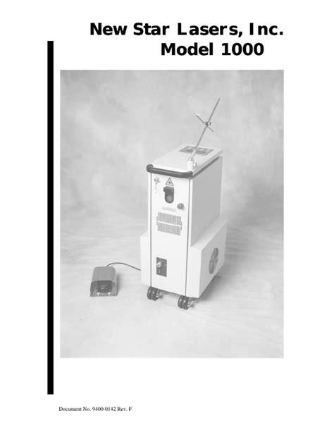 Holmium Laser User Manual
