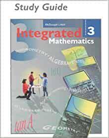 Holt Mcdougal Mathematics Study Guide