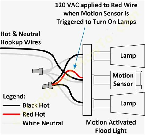 Home Motion Light Switch Light Wiring Diagram