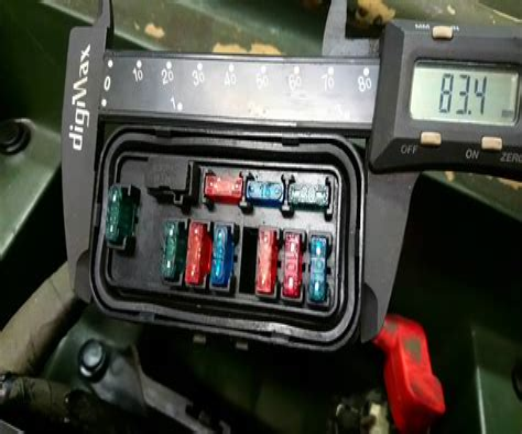 Honda Foreman 450 Fuse Box