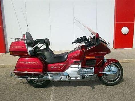 Honda Goldwing Gl1500 Aspencade Se Interstate Digital Workshop Repair Manual 1994 1999