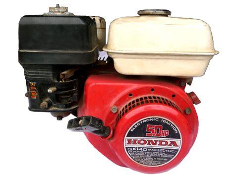Honda Gx140 Small Engine