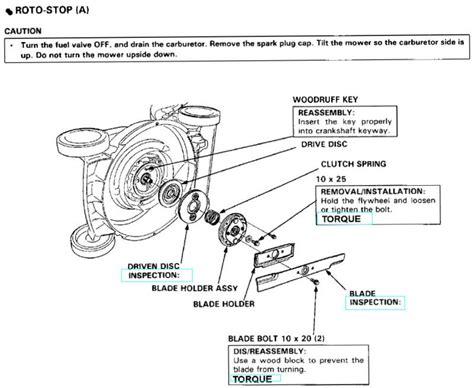 Honda Gxv140 Engine Repair Manual
