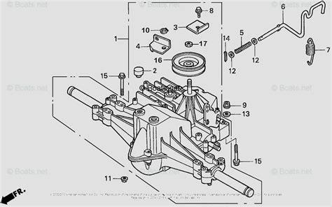 Honda H1011h Manual