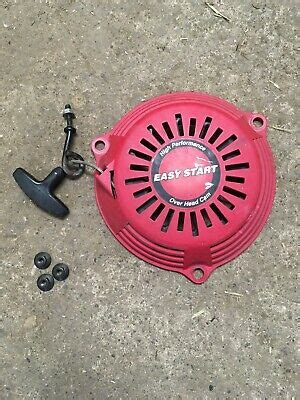 Honda Harmony Ii Hrt216 Replacement Parts Manual