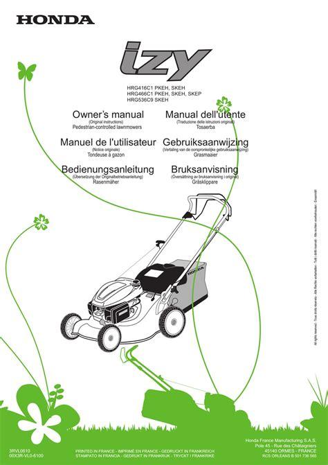 Honda Izy Repair Manual
