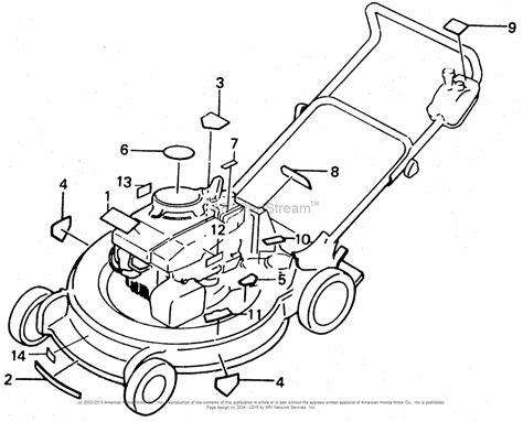 Honda Lawn Mower Repair Manual Hrr2166vka