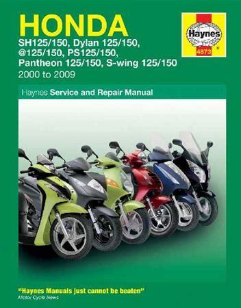 Honda Motor Scooter Owners Manual