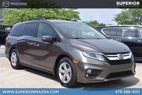 Honda Odyssey Workshop Manual 2018