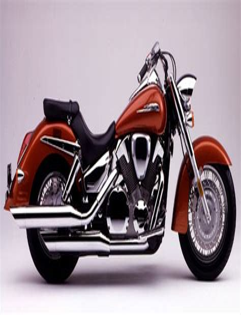 Honda Vtx 1300 Service Manual