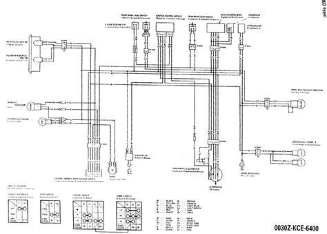 Honda Xr 250 Wiring Diagram