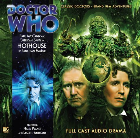 Hothouse Doctor Who The New Eighth Doctor Adventures Doctor Who The Eighth Doctor Adventures