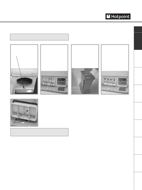 Hotpoint Clothes Dryer Repair Manual