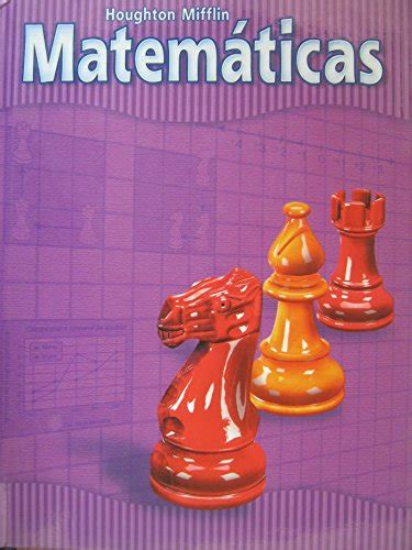 Houghton Mifflin Math Spanish: Practice Workbook Consumable Level 1 2002 (Hm Spanish Math 2002)