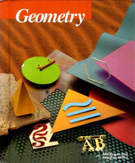 Houghton Mifflin Study Guide For Geometry Notes