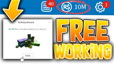 5 Things About How To Get 1000000 Robux