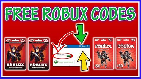 How To Get A Free Robux Gift Card: A Step-By-Step Guide