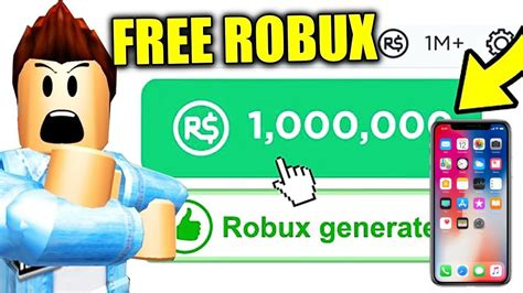 3 Things About How To Get Free Robux 2021 On Iphone