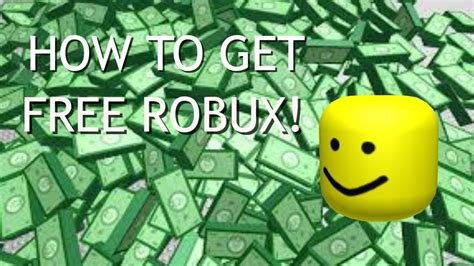 2 Simple Technique How To Get Free Robux In A Minute