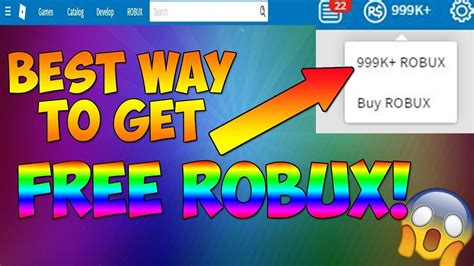 3 Unexpected Ways How To Get Free Robux No Survey Or Download Or Human Verification