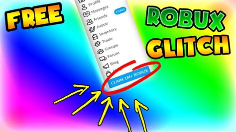 5 Simple Technique How To Get Free Robux On A Game