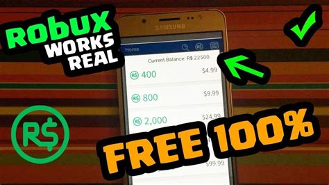 3 Ways How To Get Free Robux Without Buying Apps