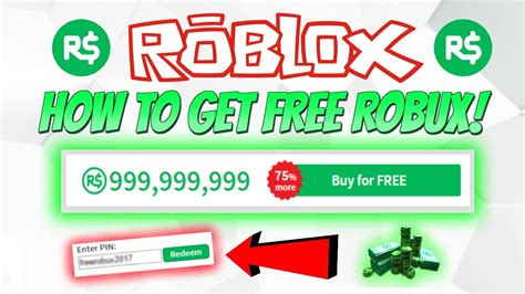 3 Unexpected Ways How You Get Free Robux In Roblox