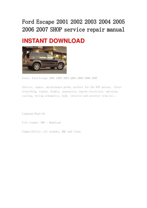 How Can I Get A Owners Manual And Service Manual For My Ford Edge