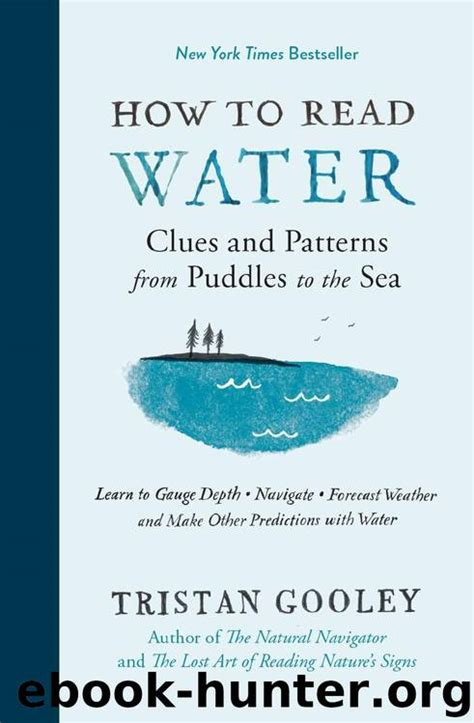 How To Read Water Clues And Patterns From Puddles To The Sea Natural Navigation
