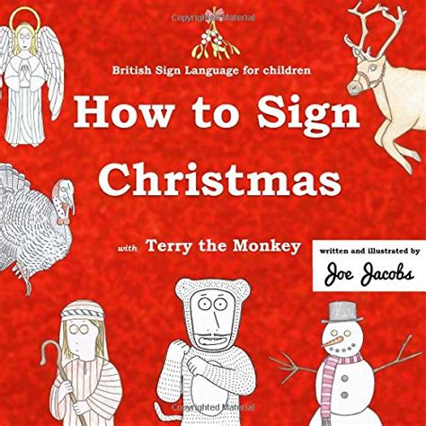 How to Sign Animals with Terry the Monkey: British Sign Language for children