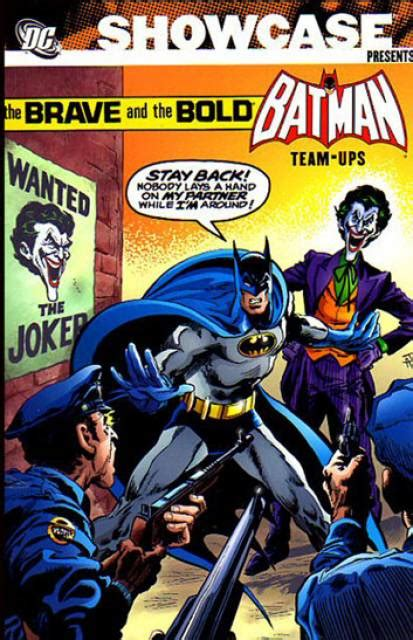 Howcase Presents The Ve And The Bold Batman Teamups 2