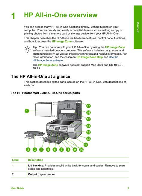 Hp 3200 Manual