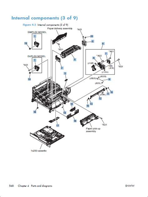 Hp Cp5525 Service Manual