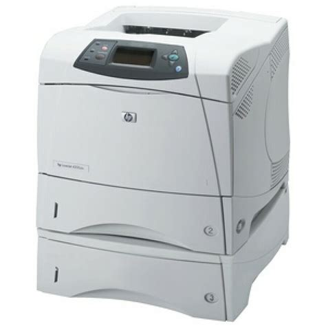 Hp Laserjet 4200tn Manual